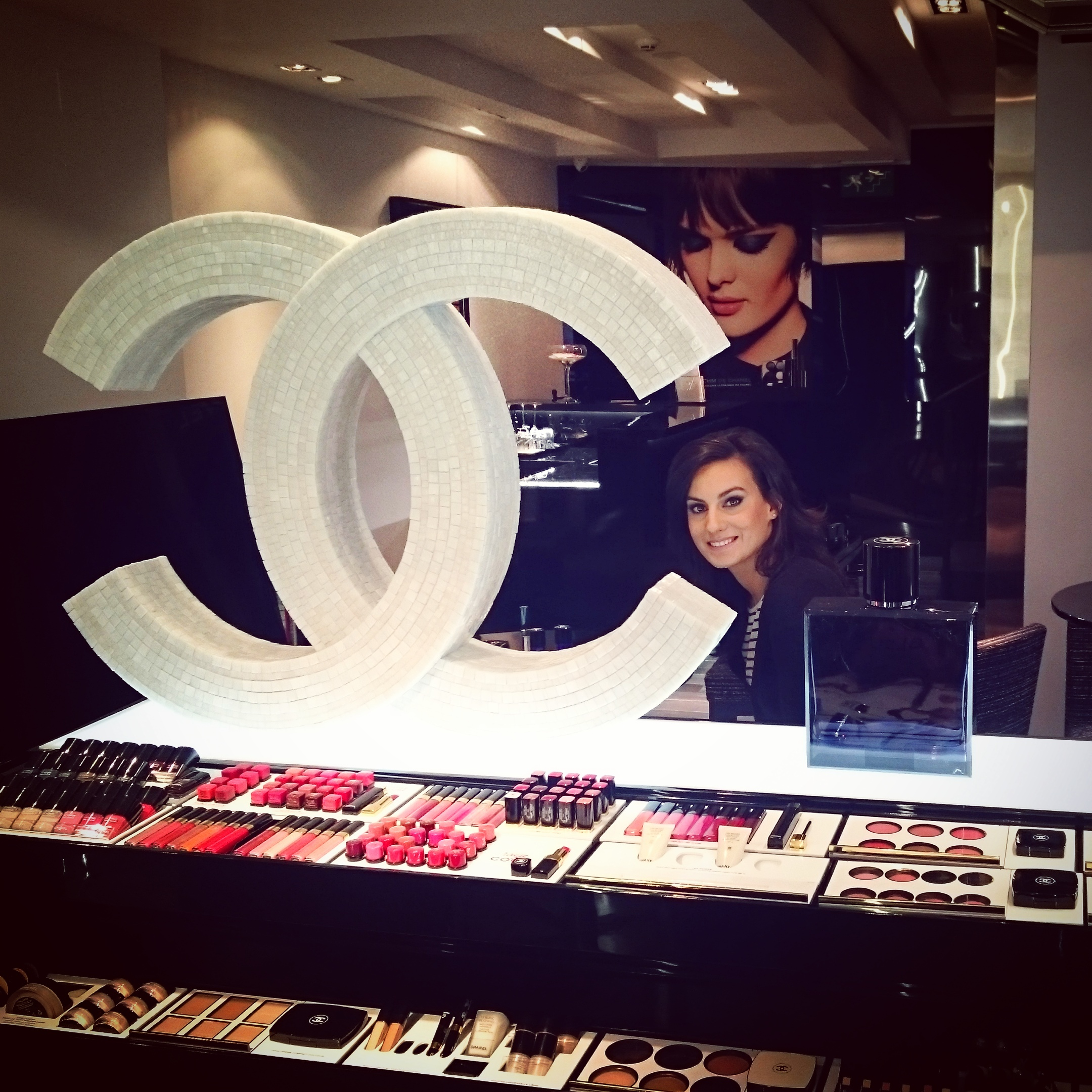 POP UP STORE CHANEL MADRID